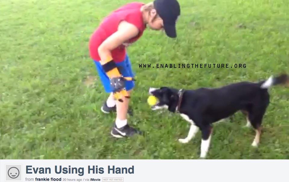 evanhanddog