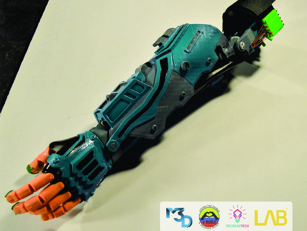 cyborgarm